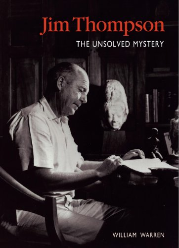 9789814385640: Jim Thompson: The Unsolved Mystery