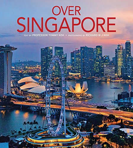Over Singapore: Prof Tommy Koh