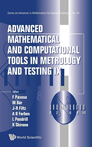 Advanced Mathematical and Computational Tools in Metrology: Pavese, Franco