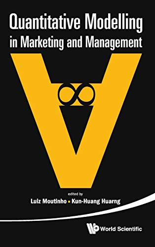9789814407717: Quantitative Modelling in Marketing and Management