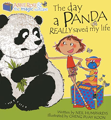 9789814408035: Abbie Rose and The Magic Suitcase: The Day A Panda Really Saved my Life