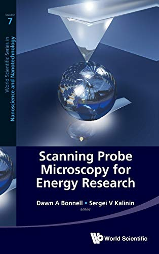 9789814434706: Scanning Probe Microscopy for Energy Research