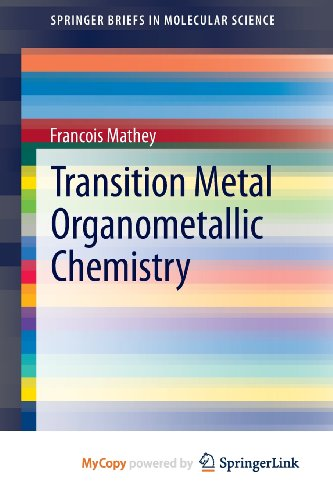 Transition Metal Organometallic Chemistry (981445110X) by Mathey, Francois