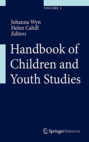 Handbook of Children and Youth Studies (Hardback)
