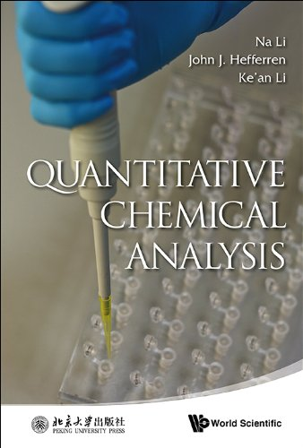 Quantitative Chemical Analysis  Abebooks  Na Li