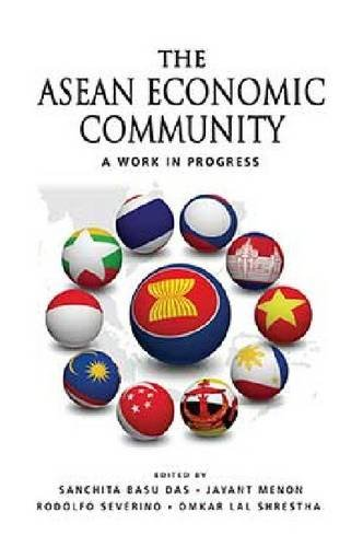 The ASEAN Economic Community: A Work in Progress (Paperback)
