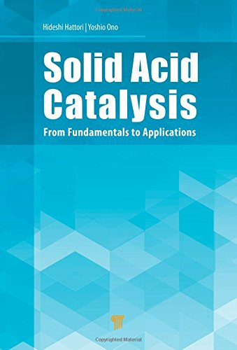 9789814463287: Solid Acid Catalysis: From Fundamentals to Applications