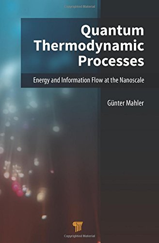9789814463737: Quantum Thermodynamic Processes: Energy and Information Flow at the Nanoscale