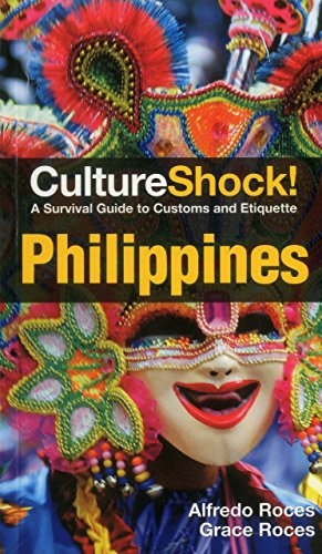 9789814484015: Culture Shock! Philippines: A Survival Guide to Customs and Etiquette