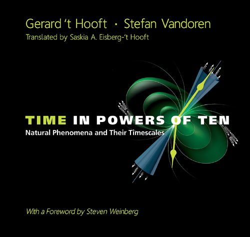 Time in Powers of Ten: Natural Phenomena and Their Timescales: Stefan Vandoren, Gerard 't Hooft