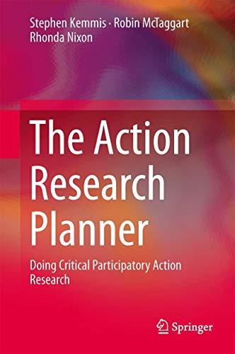 9789814560665: The Action Research Planner: Doing Critical Participatory Action Research