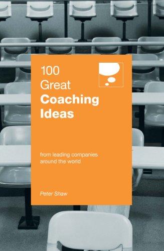 9789814561051: 100 Great Coaching Ideas