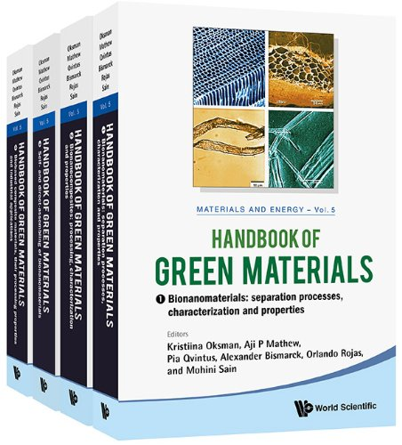 Handbook of Green Materials: Kristiina Oksman