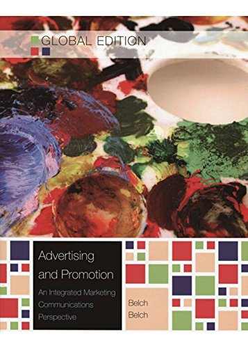 9789814575119: Advertising and Promotion An IntegratedMarketing Communications Perspective, Global Edition
