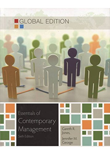 9789814575126: Essentials of Contemporary Management (Asia Higher Education Business & Economics Management and Or)
