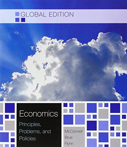 9789814575133: Economics: Principles, Problems, and Policies (Asia Higher Education Business & Economics Economics)