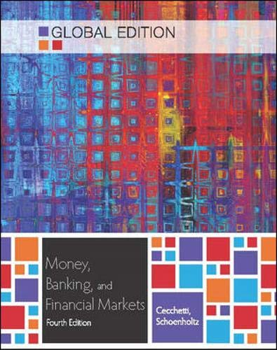 9789814575164: Money, Banking and Financial Markets (Global Ed)