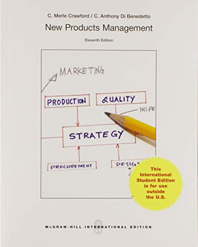 9789814577106: New Products Management (Int'l Ed)