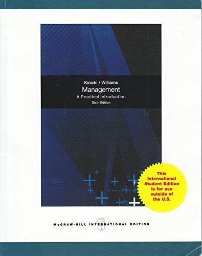 9789814577526: Management - A Practical Introduction - 6e (International Edition)