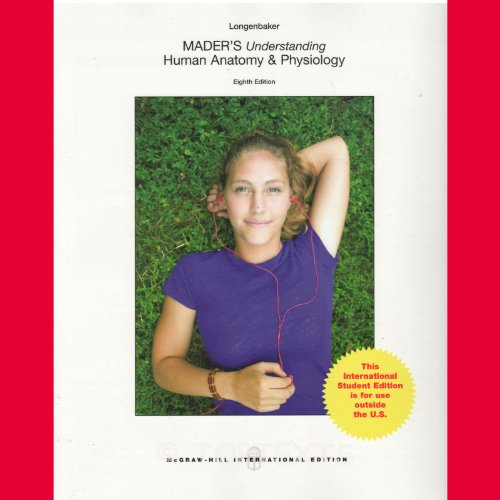 9789814577779: Mader's Understanding Human Anatomy & Physiology, 8th edition