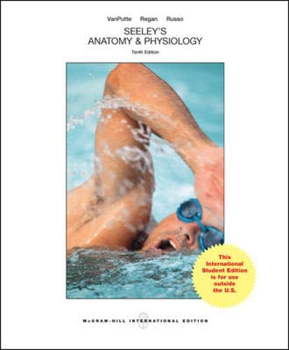 9789814577892: Seeley's Anatomy and Physiology