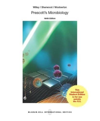 9789814581561: Prescott's Microbiology (Int'l Ed)