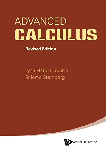 9789814583930: Advanced Calculus : Revised Edition