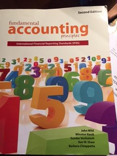 9789814595001: Fundamental Accounting Principles 22nd Edition Wild Shaw Chiappetta Int'l Ed