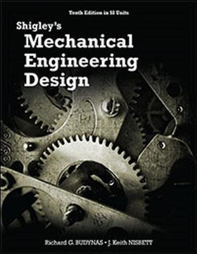 9789814595285: Shigley's Mechanical Engineering Design (in SI Units)