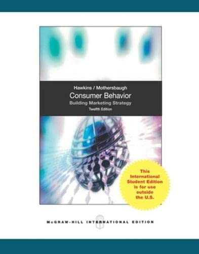 9789814607537: Consumer Behavior: Building Marketing Strategy