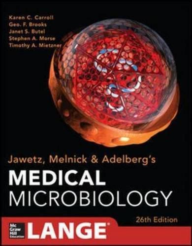9789814607551: Jawetz Melnick&Adelbergs Medical Microbiology