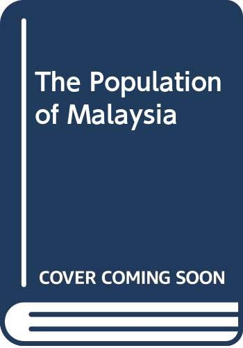 9789814620246: The Population of Malaysia