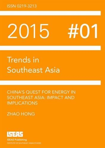 9789814620475: China's Quest for Energy in Southeast Asia: Impact and Implications