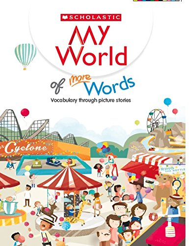 9789814629904: My World Of More Words [Paperback] [Aug 01, 2015] Scholastic