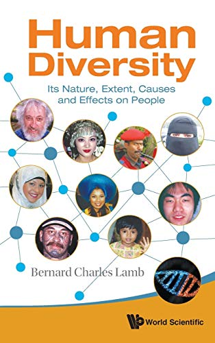 9789814632355: Human Diversity: Its Nature, Extent, Causes and Effects on People