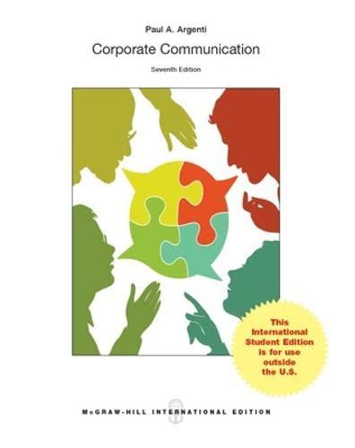9789814636193: Corporate Communication