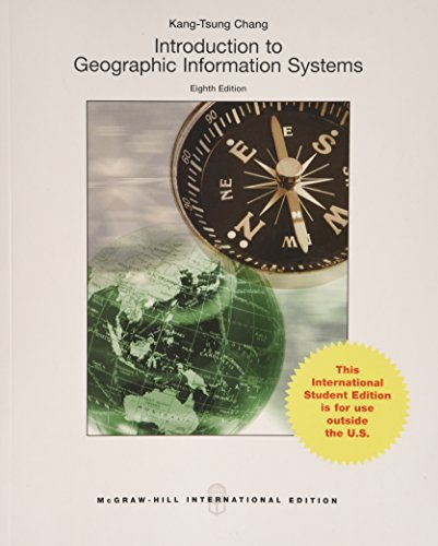 9789814636216: Intro To Geographic Information Systems