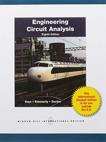 9789814646345: ENGINEERING CIRCUIT ANALYSIS