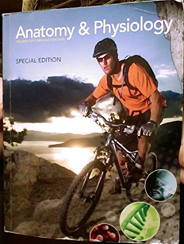 9789814646437: Anatomy and Physiology The Unity of Form and Function
