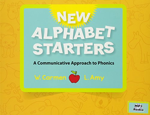 9789814653916: New Alphabet Starters: Student Book with MP3 Audio