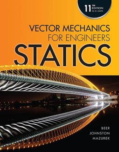 9789814660730: Vector Mechanics for Engineers: Statics