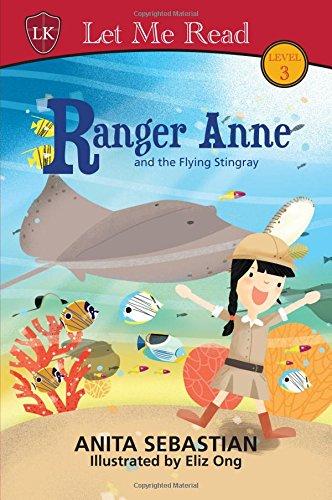 9789814668057: Ranger Anne Series: Flying Stingray