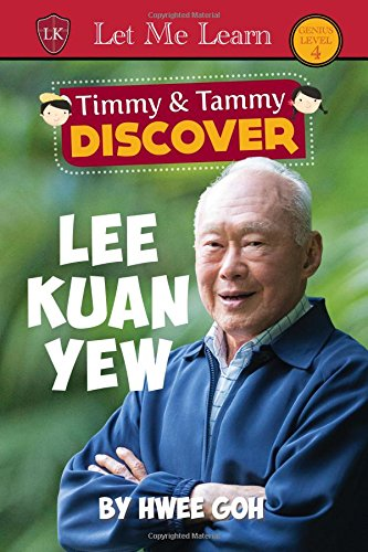 9789814668408: Timmy & Tammy DISCOVER: Lee Kuan Yew