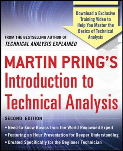 9789814670708: Martin Pring's Introduction to Technical Analysis