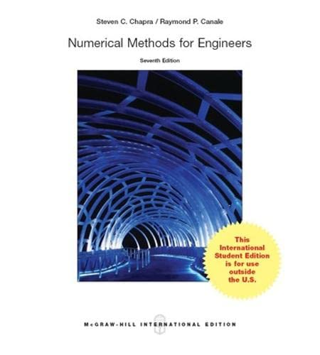 9789814670876: Numerical Methods for Engineers