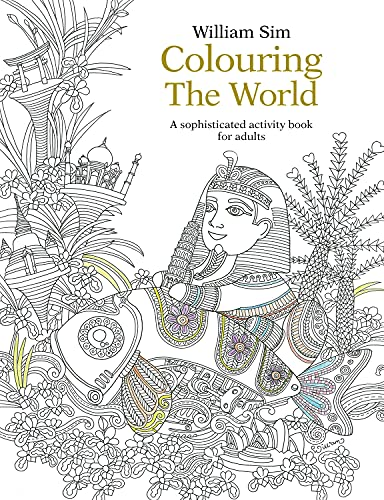9789814677967: Colouring the World: A Sophisticated Activity Book for Adults