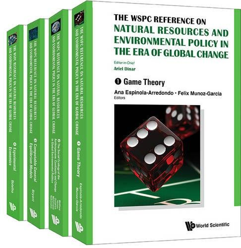 9789814713689: The WSPC Reference on Natural Resources and Environmental Policy in the Era of Global Change