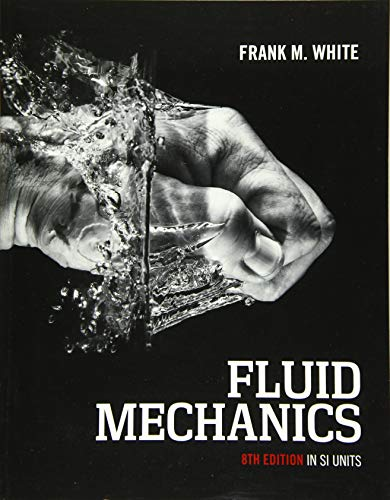 9789814720175: Fluid Mechanics 8e in SI Units