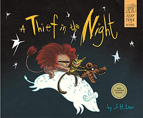 9789814721684: A Thief in the Night (Four Tooth and Friends)