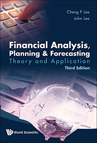 9789814723848: Financial Analysis, Planning and Forecasting: Theory and Application
